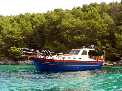 Location bateau  Leut Vagabundo