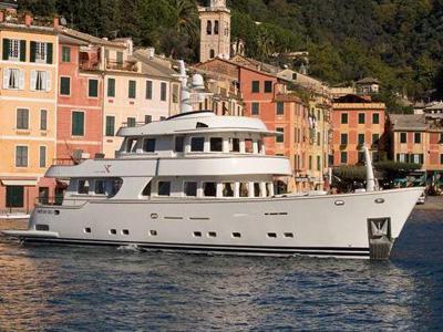 location bateau Terranova 85