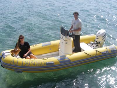 Location bateau  Caribe 470