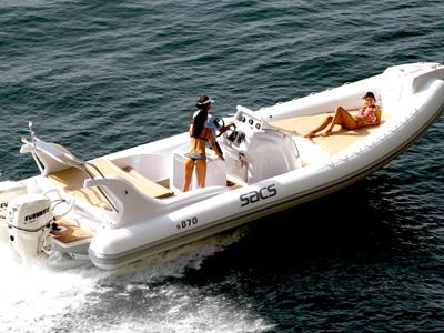 location bateau Sacs 780