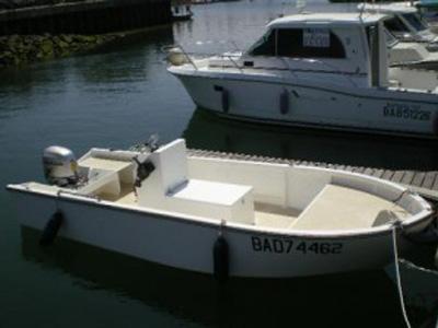 location bateau Couralin 545