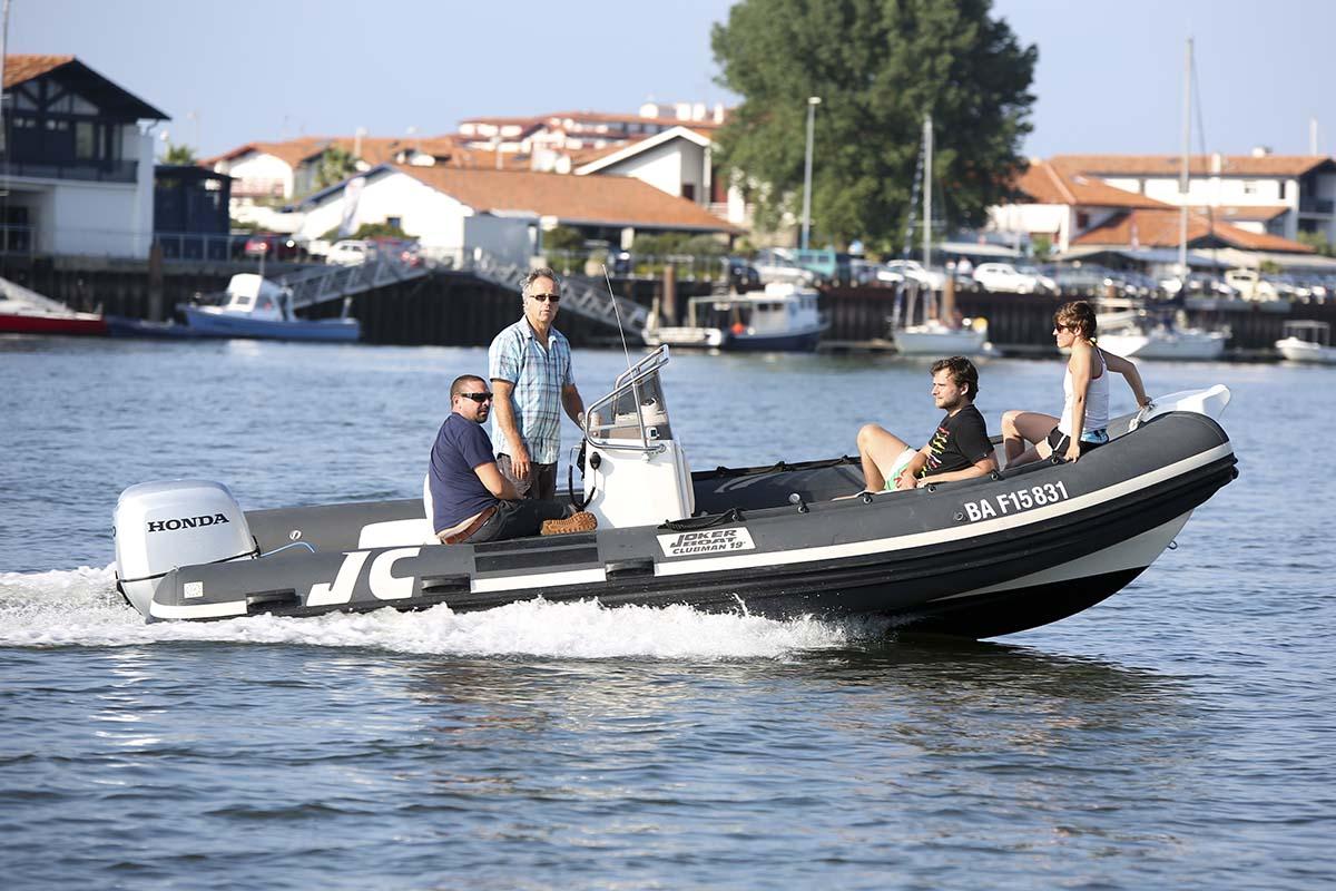 esterno Joker Boat Clubman 19