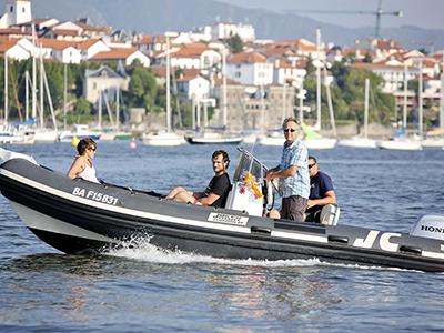 location bateau Joker Boat Clubman 19