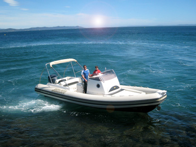 äußere Jokerboat Clubman 28