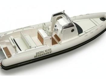 innen Jokerboat Clubman 28