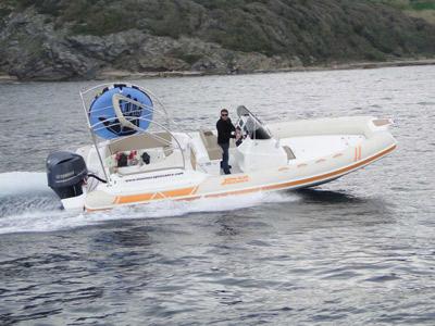 location bateau Nuova Jolly 820 King