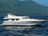 location bateau Posillipo 80