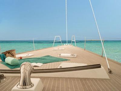 Location bateau  Voyager Dreams 70