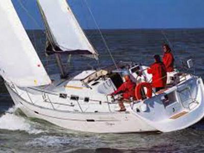 location bateau Oceanis 372