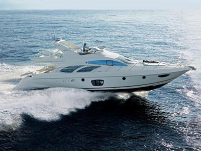 location bateau Azimut 62 E