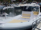 location bateau Stingher 800 GT