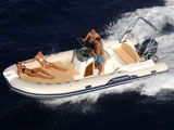 location bateau Capelli Tempest 690