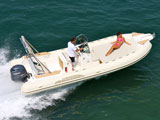 location bateau Capelli 700 Sun