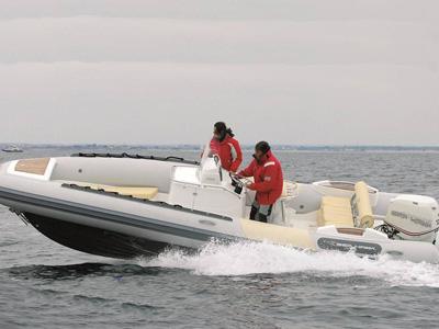 location bateau Sea Hawk 700