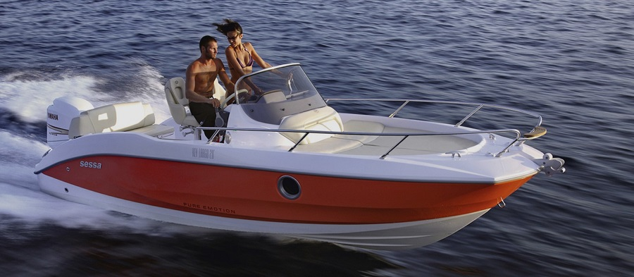 location bateau Key Largo 20