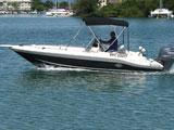 location bateau Cuda 21