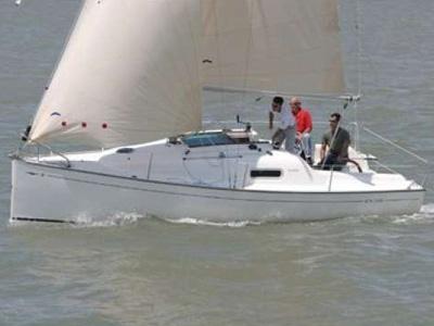 Location bateau  Sun 2500 HB