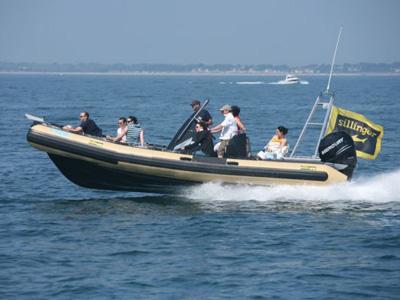 location bateau Sillinger 765 Silverline