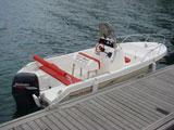 location bateau Belone 550 Open