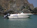 location bateau Cap Camarat 715 Open
