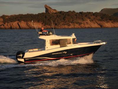 Location bateau  Barracuda 9