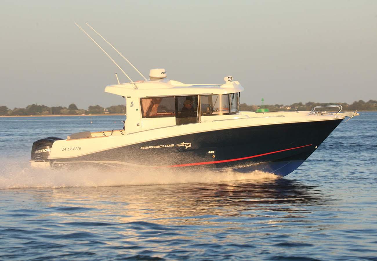 esterno Barracuda 9