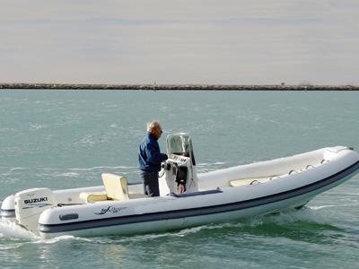 Location bateau  Gommone Seadragon 575