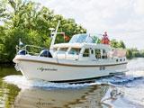 location bateau Grand Sturdy 36.9 AC