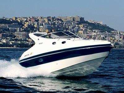 Location bateau  Salpa 25.5