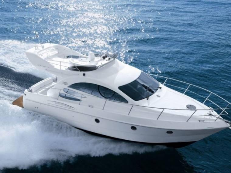 Location bateau  Azimut 39E Fly