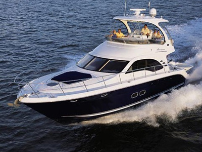 location bateau Sea Ray 52