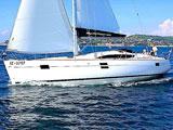 location bateau Elan 444