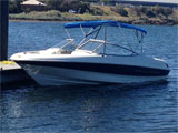 location bateau Bayliner 2050 Capri