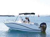 location bateau Quicksilver Activ 605 Open