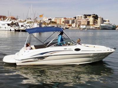 location bateau Sea Ray 240 Sundeck