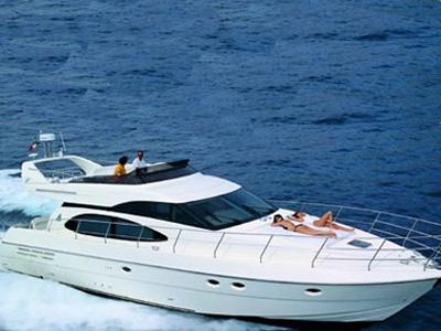 location bateau Azimuth 58