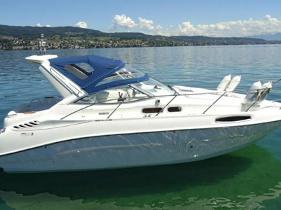 location bateau Sealine S 28