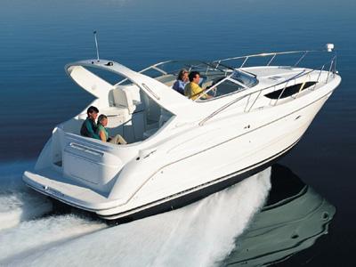 Location bateau  Bayliner 3055