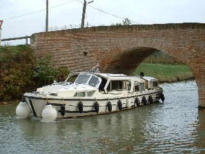 Location bateau  Vally