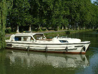Location bateau  Luna (C1135)