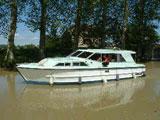 location bateau Sirius - Riviera 1040
