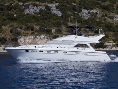 location bateau Princess 470