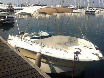 Location bateau  Scarani 17 Sol