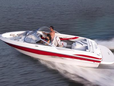 Location bateau  Maxum 1800 SR3