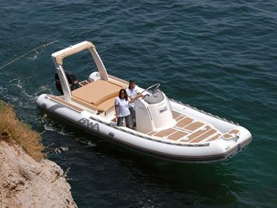 Location bateau  Bwa 27 Evolution