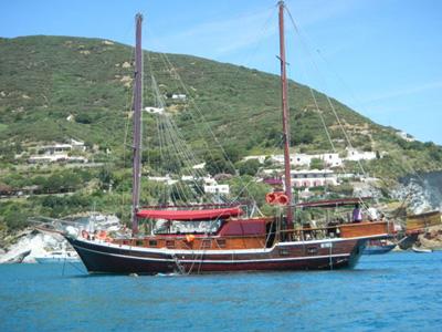 location bateau Kiara Salu
