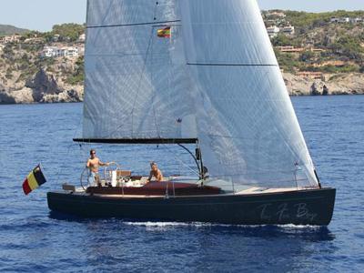 location bateau Tofinou 12