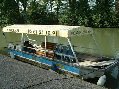 Location bateau  Ondine