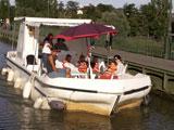 location bateau Wanday