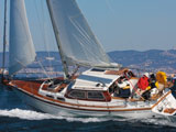location bateau Sirius 32 DS